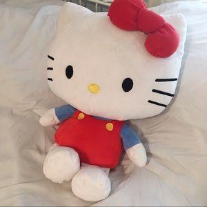 Jumbo Hello Kitty Plush
